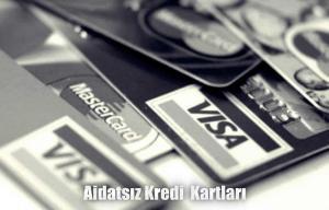 aidatı olmayan kredi kartları