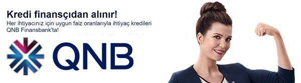 QNB Finansbank gelir belgesiz kredi