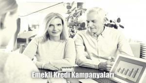 Emeklilere kredi kampanyaları