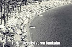 Turizm Kredisi Veren Bankalar