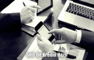 Sms ile Kredi