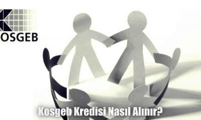 Kosgeb Kredisi
